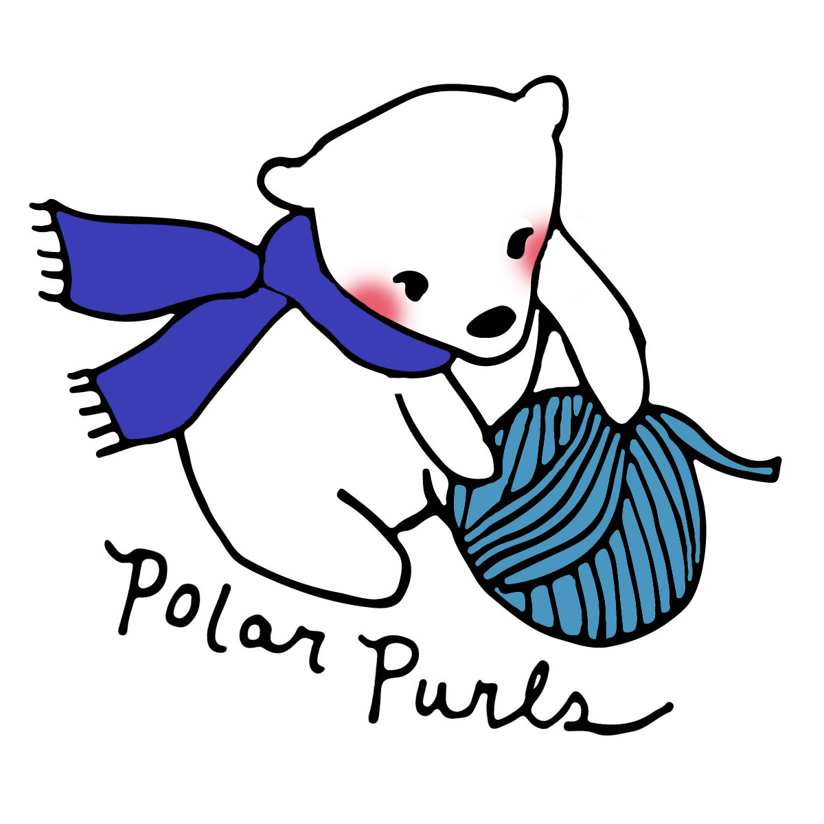 Polar Purls logo